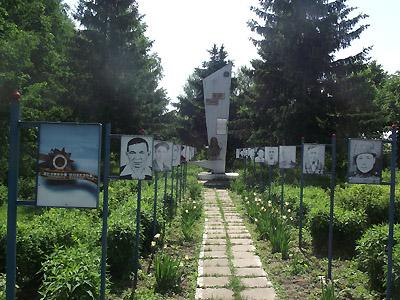 военный монумент в деревне хурынлых чебоксарского района